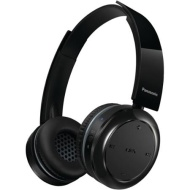 Panasonic P-BTD5-K Bluetooth On-Ear Headphones with Microphone
