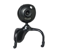 PC LINE 1.3MP USB WEBCAM FOR LAPTOP & PC + BUILT IN MICROPHONE