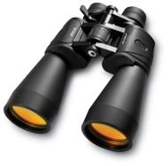 BARSKA Escape Porro 10-30x60 Zoom Binoculars (Green Lens)