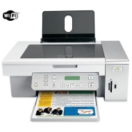 Lexmark - X4580 WiFi Multifunction Printer