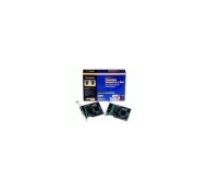 Linksys HomeLink - Network adapter - PCI (pack of 2 )