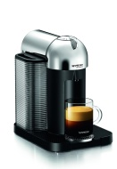 Nespresso GCA1-US-RE-NE VertuoLine Coffee and Espresso Maker, Red