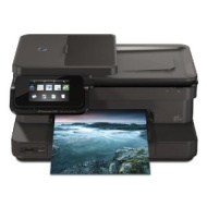 "HP Photosmart 7525 e-All-in-One Inkjet Printer: 4.3"" Touch Screen , Wireless, Duplex Print, Copy, Scan, Fax"