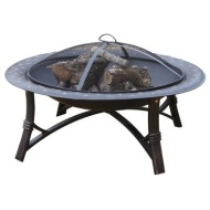 ASDA 88cm Firebowl Log Burner