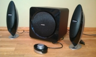 Asda 2.1 PC Speakers