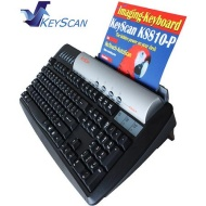 "KeyScan ""Imaging Keyboard"" with Integrated Document Scanner"