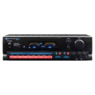 TECHNICAL PRO 2584 1500 WATT DIGITAL AMPLIFIER WITH AM/FM TUNER