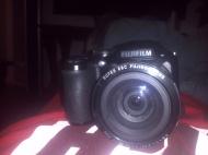 Fujifilm - FinePix S4830 16.0-Megapixel Digital Camera Bundle - Black S4830 BUNDLE