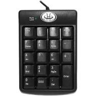 Gear Head 19-Key Numeric Keypad