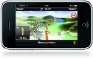 Navigon MobileNavigator 1.0 fürs iPhone 3G/3GS