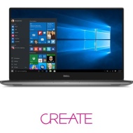 DELL  XPS 15 15.6 Laptop - Silver