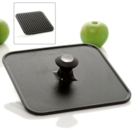 Todd English Collection Grill 'n' Sizzle Cast Iron Press