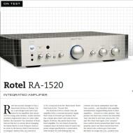 Rotel RA-1520