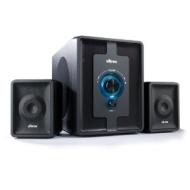 Ultron Aktivboxen SonicHome - 2.1-Kanal Multimedia-Lautsprec... für den PC - 22 Watt (Gesamt) - Schwarz