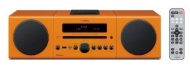 Yamaha MCR-B142OR Desktop Audio Bluetooth System (Orange)