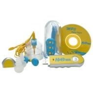 INTOVA INWP-HS256 H2O Man 256MB Waterproof MP3 Player
