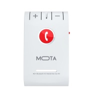MOTA HD+ Bluetooth Speaker Wht