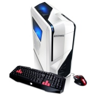 iBuyPower AM-FX06W AMD FX-6300 Processor 3.5 GHz Desktop (White)