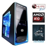 Cyberpower Quad Commando Pro Gaming PC