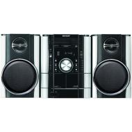 Sharp CD-MPX880 - Mini system - radio / 5xCD / MP3 / dual cassette