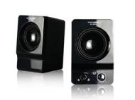 Acoustic Audio AA20X USB 2.0 Powered Netbook/Laptop/Computer Speakers
