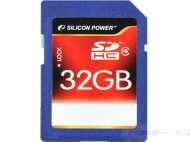 Silicon Power CLASS4 Micro SDHC Secure Digital