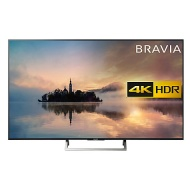 "Sony Bravia 65XE7003 LED HDR 4K Ultra HD Smart TV, 65"" with Freeview HD & Cable Management, Black"