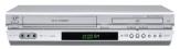 JVC HRXVC27U Progressive Scan DVD / VCR Combo, Silver