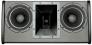 Electrovoice FRi 2082-WHT Dual 8 Inch Loudspeaker, 200 Watt System Equalizer, Steel Grill