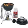 Weber 47cm Kettle Charcoal BBQ with 3 Piece Tool Set