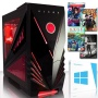 VIBOX Warrior 9 - Top Gaming PC, High Spec, Desktop, Computer, (4 Games WORTH £160)! HD 7850. 2TB HDD, 16GB RAM, 64Bit Windows 8, (with TOMB RAIDER, S