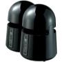 Grace Digital GDI-AQBLT31B Mini-Bullets II Weatherproof Wireless Speakers (Black)