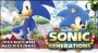 Sonic Generations- Nintendo 3DS