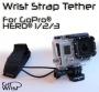 GoWrist GoPro Wrist Strap - Safety Lanyard Tether for HERO HERO2 HERO3