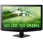 ViewSonic VA2248m-LED 22 Class Widescreen LED Monitor - 1080p, 1920x1080, 16:9, 10000000:1 Dynamic, 1000:1 Native, 5ms, DVI-D, VGA, Black
