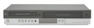 Zenith XBR616 DVD Recorder + VCR Combo