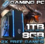 VIBOX Centre 4 *** DEAL *** - Home, Office, Family, Gaming PC, Multimedia, Desktop, PC, Computer, - PLUS X2 FREE GAMES! ( New 2.7GHz Intel, Pentium Du