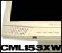 Hitachi CML153XW 15-inch TFT Display