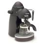Steam ECM20-2 Espresso/Cappucino Maker (4 Cup, Black)