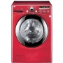 LG WM2301HR red front-load washer 4.2 cu. ft.