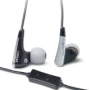 Aud?o Perfect Fit Earphones with Microphone 122 (Black)