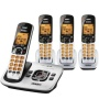 Uniden Dect 6.0 Expandable Cordless Digital Answering System With 2 Handsets