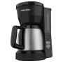 Black & Decker DCM675BMT Black/Steel 5-CUP COFFEEMAKER