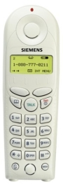 Siemens Gigaset 4000 Accessory Handset for 4000 and 4200 Series Expandable Phones (White)