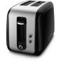 KMT211OB 2-Slice Toaster, Onyx Black
