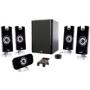 Cyber Acoustics CA-5402 Platinum Series High Performance 5.1 Speaker System (Black)