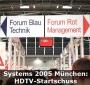 Systems 2005: Start von HDTV