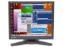 ViewSonic 17 LCD Optisync DIGITAL/ Analog Inputs Height 1280x1024 280nits