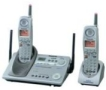 Panasonic KXTG5212 5.8GHz DIGITAL CORDLESS PHONE W/ DIGITAL ANSWERING SYSTEM