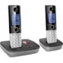 iDect C101 Telephone with Answer Machine - Twin